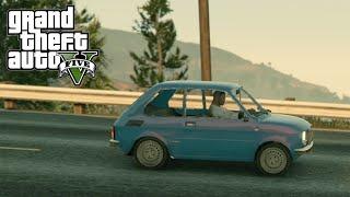 getlinkyoutube.com-Fiat 126p Classic [GTA V MOD]