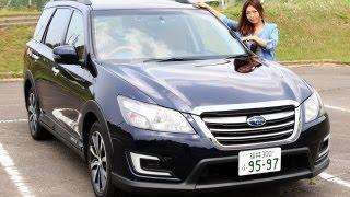 getlinkyoutube.com-スバル新型エクシーガ クロスオーバー 7 【女性レポーターが試乗 Vol.27】CROSSOVER 7