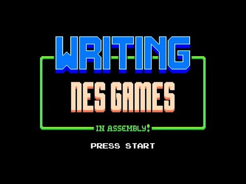 Writing NES Games with Assembly