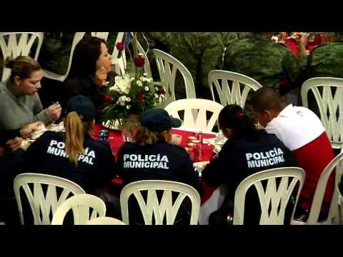 Celebración del día del Policía 2012 en Reynosa, Tamaulipas