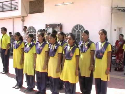Bharat sadbhavana diwas Vrindavan Public School, Ajmer Dated 06/05/2013 AT 10AM