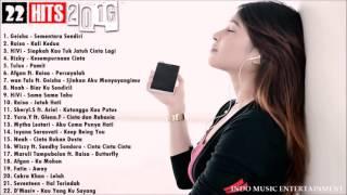 getlinkyoutube.com-Lagu Indonesia Terbaru 2016 - 22 Hits Terbaik Juni 2016