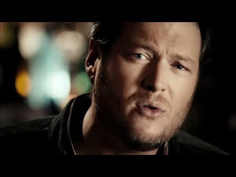 Blake Shelton - Sure Be Cool If You Did (Official Music Video)