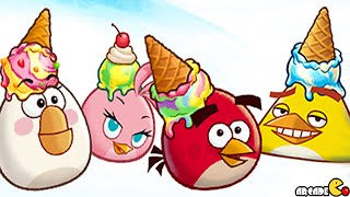 getlinkyoutube.com-Angry Birds Fight - New Ice Cream Hat Available! iOS/ Android