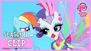 """MLP: FiM – The Best Young Flyers' Competition """"Sonic Rainboom"""" [HD]"""