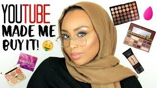 getlinkyoutube.com-YOUTUBE MADE ME BUY IT | Worth The Hype?! | Aysha Abdul