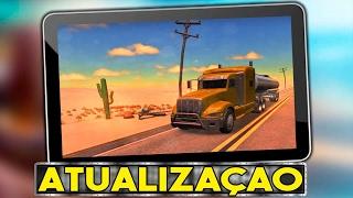 getlinkyoutube.com-Atualizaçao Truck Simulator Usa Problema Corrigido Funcionando em Todos os Celulares