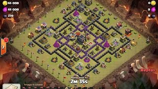getlinkyoutube.com-Eelius 3 star war attacks #4: TH9, Surgical GoHo on The Tailor internet base by Ned Meat