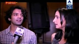 getlinkyoutube.com-Barun, Sanaya, Mohit and Akshay on SBS
