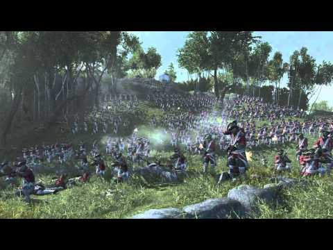 Assassins Creed III [PEGI 18] - Gameplay Trailer