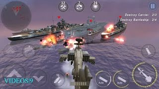 GUNSHIP BATTLE : Fleet Attack - Apache Mk-S
