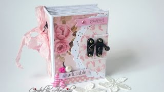 ATC size mini album + Tutorial