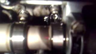 A6 2,5 TDI AKE 2000r Smarowanie wałków rozrządu (strona pasażera) cz1