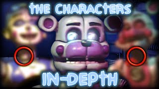 getlinkyoutube.com-How Dangerous Are The NEW Animatronics!? || Five Nights At Freddy's: Sister Location In-Depth