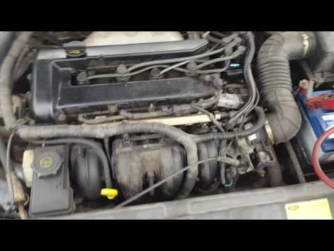 Контрактный двигатель Ford (Форд) 1.8 CHBA/CHBB | Где ? | Тест мотора