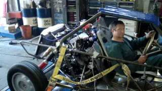 hayabusa Turbo 4X4