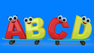 getlinkyoutube.com-ABC SONG | Classic Songs | By Kids Baby Club