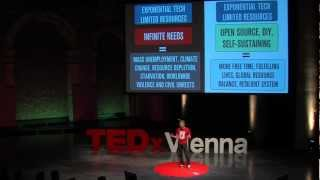 Robots Will Steal Your Job, but That's OK: Federico Pistono at TEDxVienna