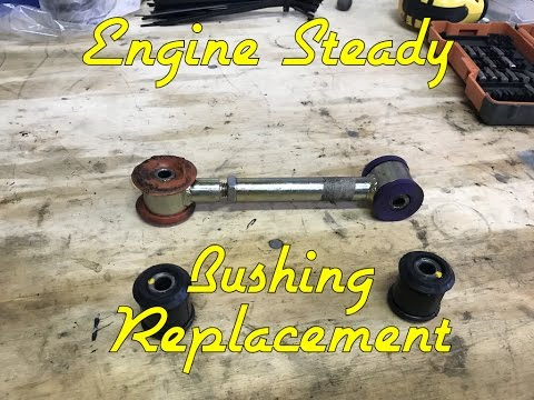 Classic Mini DIY - Engine Steady Bushing Replacement
