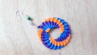getlinkyoutube.com-como hacer aros en macrame circulares