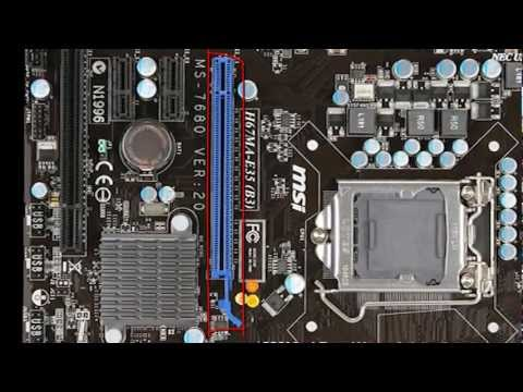 How to Build a Computer in under 7 min. [True HD] 1080p