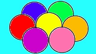 getlinkyoutube.com-Learn Colours For Children With Balls Colouring Pages