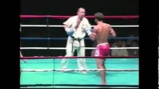 getlinkyoutube.com-MMA Ancestors - karate vs muaj thai