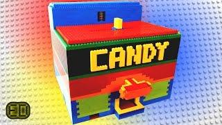 getlinkyoutube.com-Lego Candy Machine - V50 *SUPER ULTIMATE*