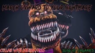 getlinkyoutube.com-March Onward To Your Nightmare By DAGames [ FNAF REDO  SFM] [Collab with Djebrayass]