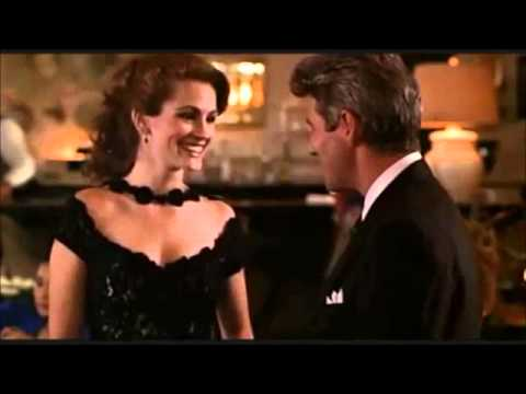 Pretty Woman black Cocktail Dress scene