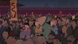 getlinkyoutube.com-Disney Direct DVDs: Mulan 2