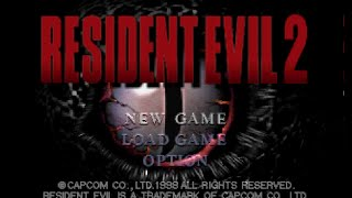 getlinkyoutube.com-PSX Longplay [005] Resident Evil 2 (Part 1 of 6) - Leon A