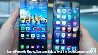 getlinkyoutube.com-iPhone 6s Plus vs Samsung Galaxy Note 5 In Depth Comparison