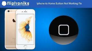 getlinkyoutube.com-Iphone 6s Home Button Not Working Fix - Fliptroniks.com