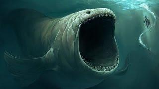 getlinkyoutube.com-【都市伝説】 地球に実存した? 巨大魚 リードシクティス