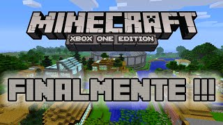getlinkyoutube.com-MINECRAFT XBOX ONE!!!! Finalmente!!!