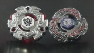 getlinkyoutube.com-Epic Beyblade Battle Série 6: Variares 145WB VS L-Drago Destructor LW105LF HD! AWESOME