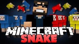 getlinkyoutube.com-Minecraft SNAKE - YOU CAN'T TOUCH ME