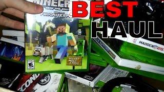 getlinkyoutube.com-BEST!!! Gamestop Dumpster Dive Night #100