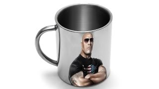 Learn How to Fit Photos on Mug in Photoshop CC, CS6 | Photoshop Mug Design