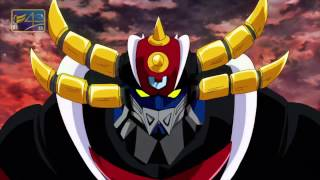 getlinkyoutube.com-New trailer of next manga, Grendizer Giga from Go Nagai