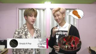 getlinkyoutube.com-Simply K-Pop(Ep.195) Preview BTS(방탄소년단)