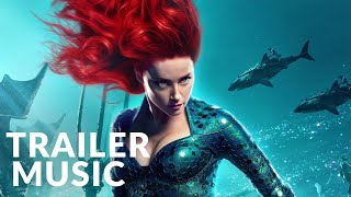 AQUAMAN - Final Trailer Soundtrack | Ghostwriter Music (Phil Lober) - Sidewinder