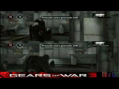 gears of war 3 iniciar perfil invitado