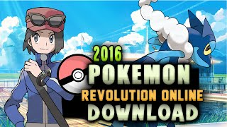 getlinkyoutube.com-Pokemon Revolution Online 2016 Download