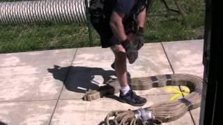 getlinkyoutube.com-Firefighter Physical Ability Test