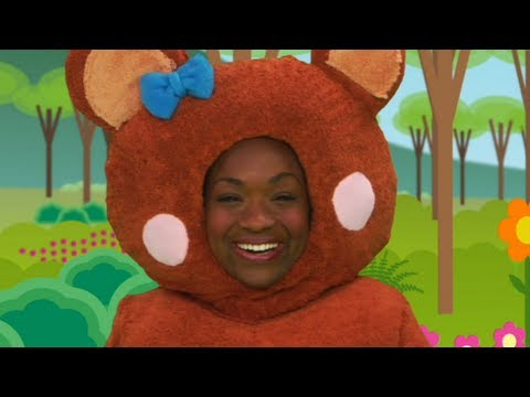 Teddy Bear, Teddy Bear sd -  Mother Goose Club Rhymes For