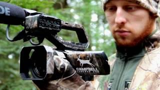 getlinkyoutube.com-Archery Hunting, PA - September Buck