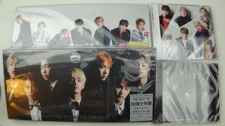 getlinkyoutube.com-Unboxing BTS (Bangtan Boys) Best Of Album Korea & Japan Edition (Limited & Normal Version)