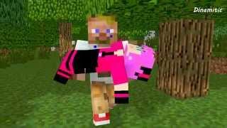 getlinkyoutube.com-Голодные игры Летсплейщиков. Minecraft Мультики Сериал. The Hunger Games(Minecraft Animation)